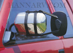 Prime Products 30-0096 XL Clip-on Towing Mirror For Larger OEM Truck And Van Mirrors