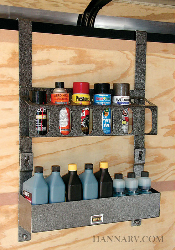 Rack Em Ra 10 Lubrication Rack And Bin For Enclosed