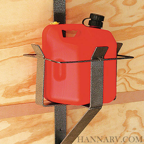 Rack Em RA-1S Rack for 2.5 Gallon Gas Can for Enclosed Trailer