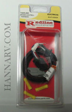 Redline Trailer Repair Parts TA05-045 Brake Control Harness With Prodigy Primus Adapter For 2006-20
