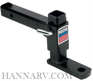 Reese 21141 Adjustable Weight Carrying Hitch Bar