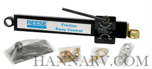 Reese 26660 Standard Trailer Friction Sway Control