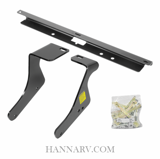 Reese 50083 5th Wheel Custom Quick Install Brackets for Dodge and RAM Trucks