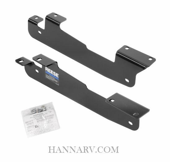 Reese 56006 5th Wheel Custom Quick Install Brackets for Ford Trucks