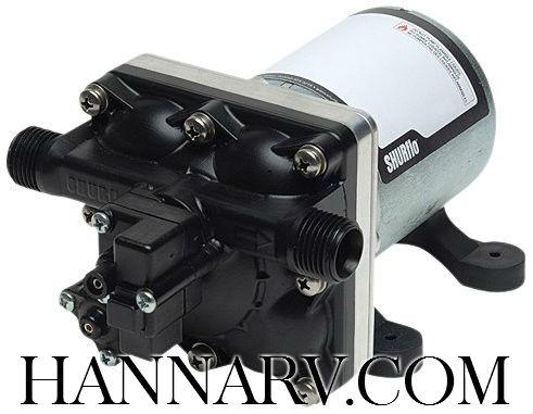 SHURflo 4008-101-E65 Revolution 4008 Series RV Fresh Water Pump 12 ...