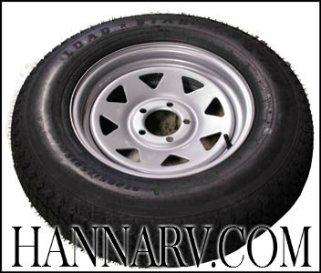 ST205/75 D15 Triton 08056 Class C Trailer Tire - Single