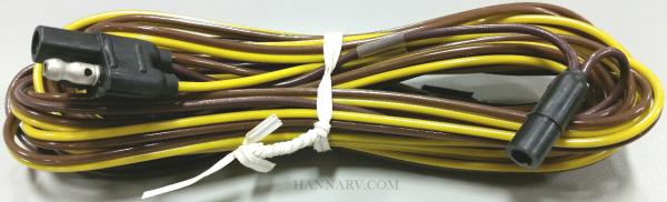 shorelander 5110354 harness frame 2 x 4 left 17 foot length rh hannarv com  shorelander trailer wiring harness