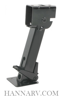 Stabilizer Jack SJ100 - 650 Lbs - 6.25 Inch Lift - Black Finish