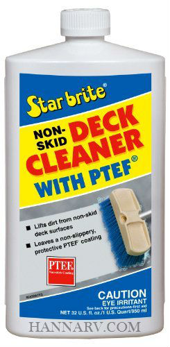 Star Brite 085932PW Non-Skid Deck Cleaner 32-oz. Bottle