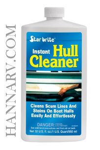 Star Brite 81732 Instant Hull Cleaner 32-oz. Bottle