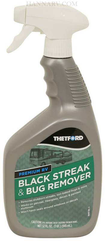 Thetford 32501 Premium Black Streak And Bug Remover - 32 Ounce