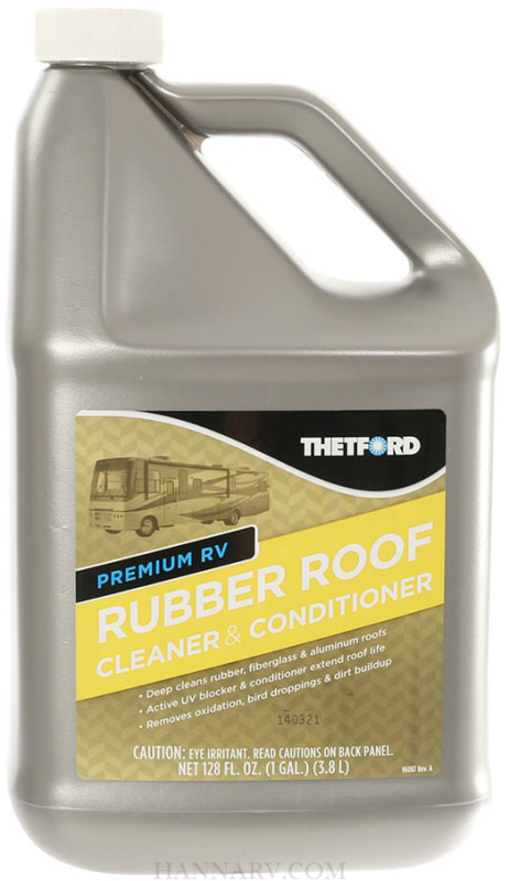 Thetford 32513 Premium Rubber Roof Cleaner Gallon
