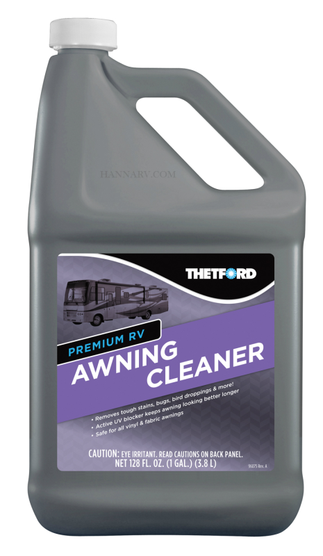 Thetford 32519 Premium RV Awning Cleaner 1 Gallon Bottle