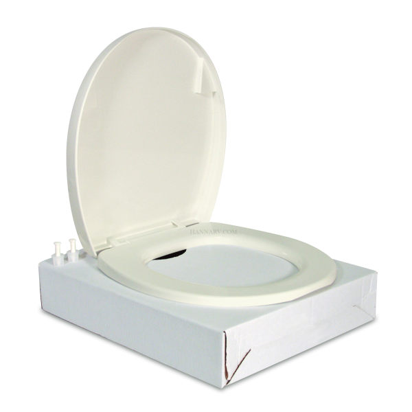 Thetford 42179 Aqua Magic Residence Replacement RV Toilet Seat Cover ...
