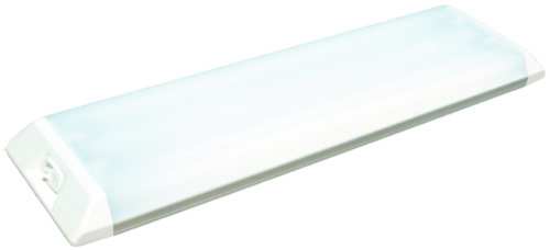 Thin-Lite Model 616 Surface Mount Elegant Fluorescent Lighting Fixture 12 Volt - 20.625 x 5.53 Inches