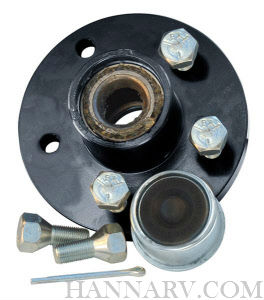 Tie Down Engineering 81070 5-Hole Bolt Hub Kit 1-inch - 1250 lbs.
