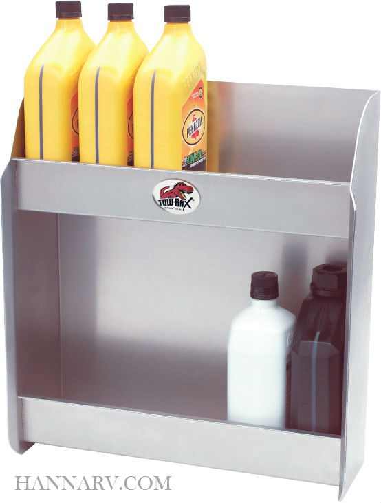 Tow-Rax - SP180CSA - Junior Oil Cabinet - Fits 2 Rows of 6 Oil Cans - 18 Inch x 16 Inch x 5.5 Inch