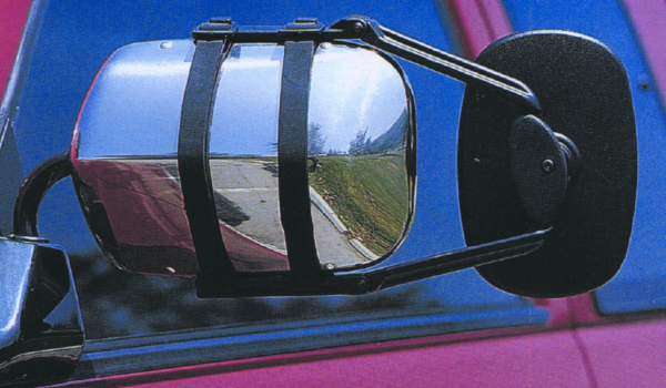Prime Products - 30-0096XL - Universal Clip-On Towing Mirror for Large OEM Truck Mirrors