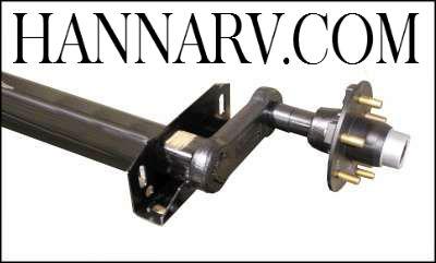 Triton 07100 XTV Spring Galvanized Axle Idler