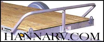 Triton 07102 XTV Front Rail Kit