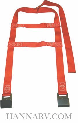 Ultra-Fab 46-700034 Tow Dolly Tie-Down Strap