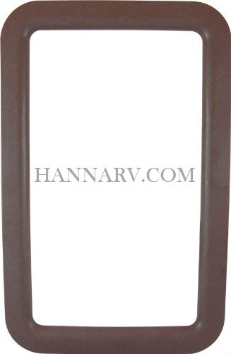 Valterra A77009 Brown Exterior Entrance Door Window Frame