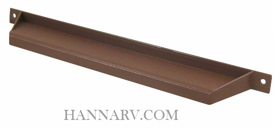 Valterra A77026 P Series Screen Door Handle - Brown