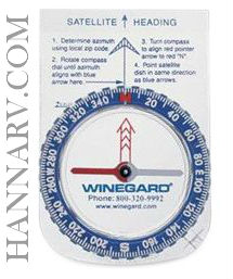Winegard SC-2000 Satellite Compass