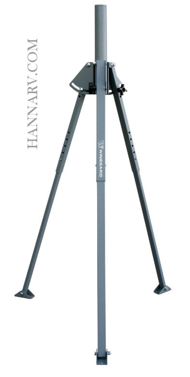 Winegard TR-3535 Heavy Duty Satellite Tripod Mount with Carry Bag