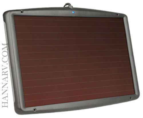 WirthCo 23143 5 Watt Solar Panel Trickle Charger