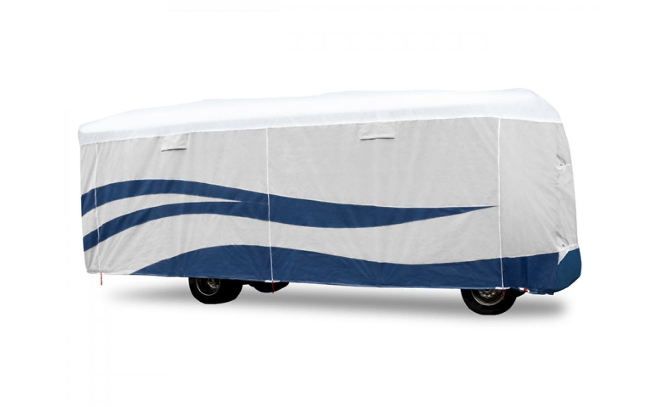 ADCO 94823 Designer Series UV Hydro Class A RV Cover - Fits 25 Foot to 28 Foot Trailers