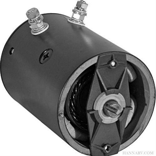 Buyers 1306326 4-1/2 Inch Snowplow Replacement Motor for Fisher & Western 21500