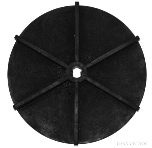 Buyers 1308890 Universal Salt Spreader 12-3/4 Inch Polyurethane Spinner Disc - Replaces Swenson OEM