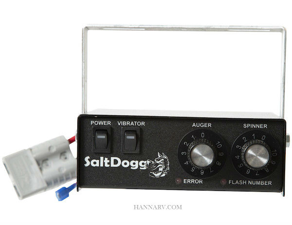Buyers 3016934 Replacement Heavy Duty Variable Speed Controller for 09/10 SaltDogg Spreaders