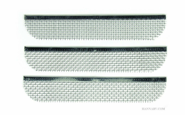Camco 42154 Flying Insect Screen for Dometic Refrigerator - 6 Pack
