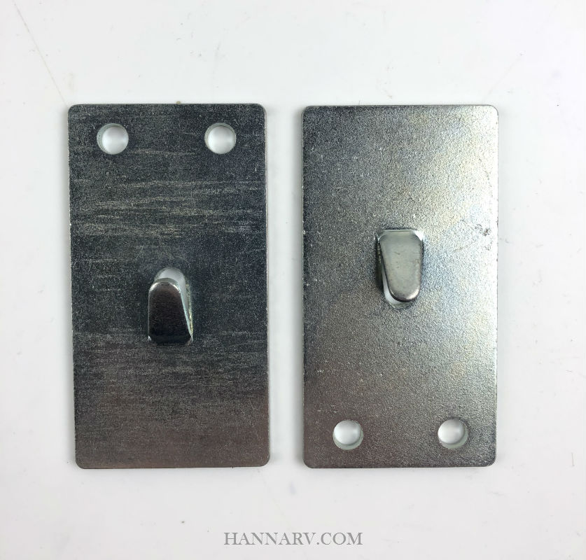 Ceiling Brackets for Tent Pole - 2 Pack
