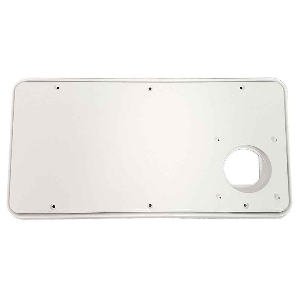 Dometic 30539 Medium Access Door Assembly - Arctic White