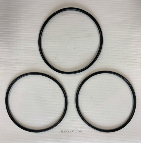 O-Rings for The Water Pur Company RCS 10-inch RV Water Filter ...