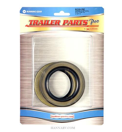 3.376 Redline RG06-090 Double Lip Trailer Seals