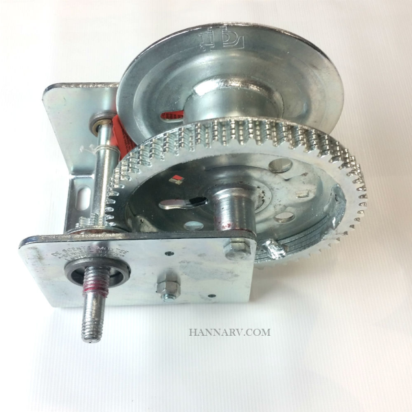 White Shorelander SK6565901 Winch Assembly With 1802 Parts