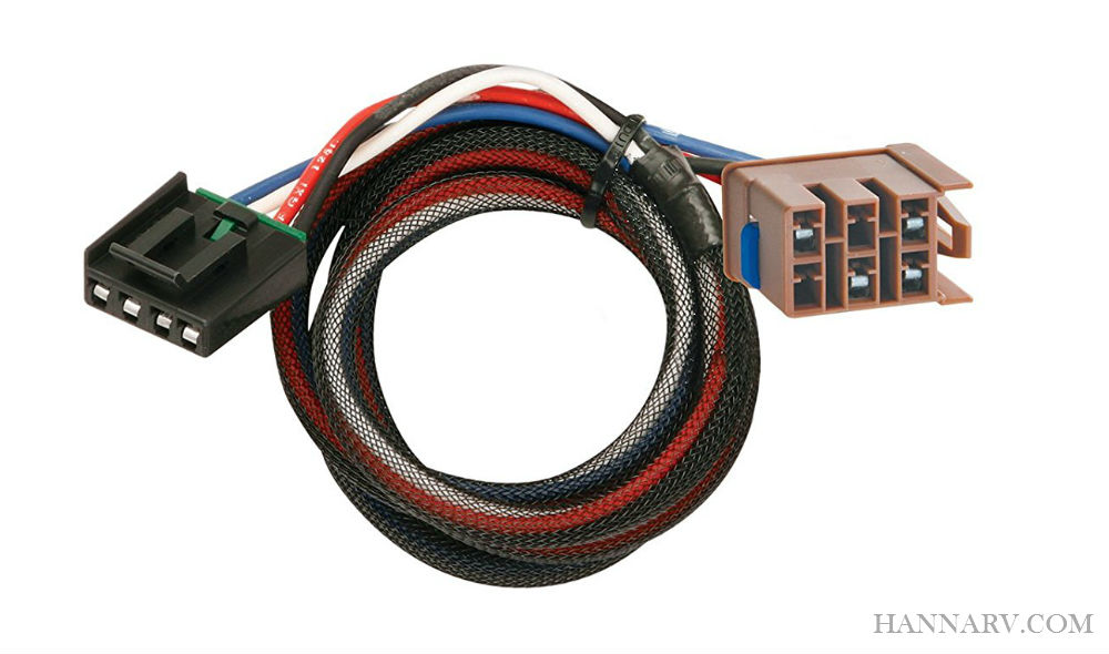 Tekonsha 3015-P Brake Control Wiring Adapter for GM (2003-2007)