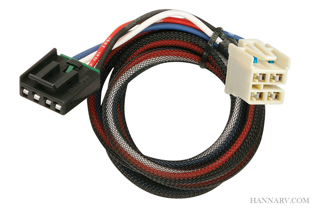 Tekonsha 3016-P Brake Control Wiring Adapter for GM (Newer Models)