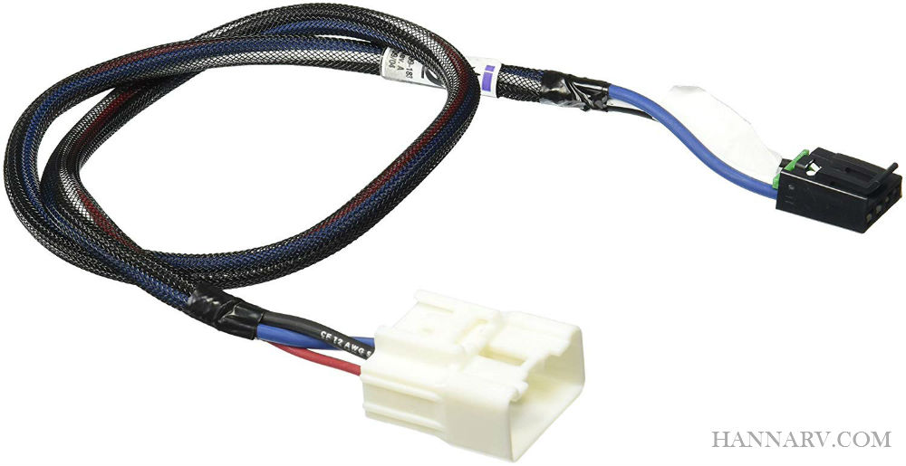 Tekonsha 3017-P Brake Control Wiring Adapter for Toyota