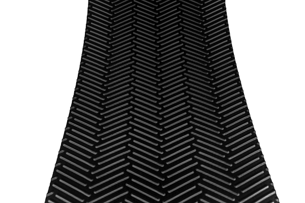 Treadway 18-inch x 8-inch Black Traction Pads - Great for Steps & Cargo Ramps - 3 Pack