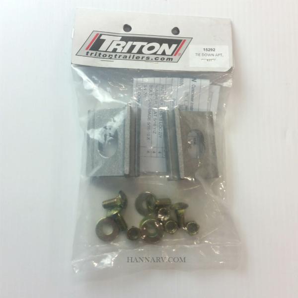 """Triton 11242 3//8/"""" Tie Down Kit"""