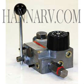 Buyers HV020 Hydraulic Spreader Valve (Valve Only) 20 GPM 76 LPM 2000 PSI 140 BAR