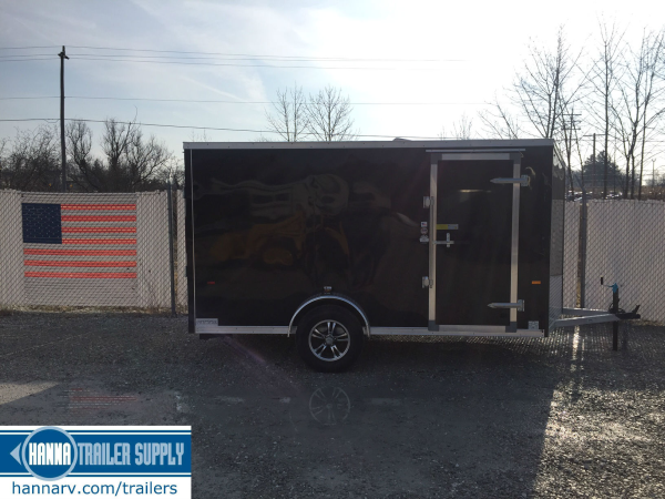 box trailer, cargo trailer, enclosed trailerbox trailer, cargo trailer, enclosed trailer