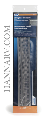 Camco 42148 Refrigerator Vent Flying Insect Screen RS500