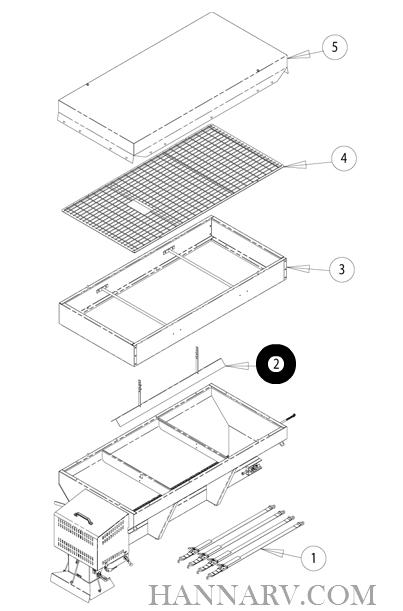 Buyers 1410720 SaltDogg SCH Series Salt Spreader Gearbox