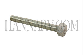 Buyers 141050W Plated Weldment Take Up Bolt - 5/8 Inch